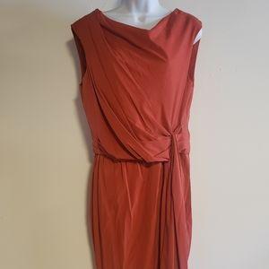 Sz 12 Diane Von Furstenberg  New Sleeveless Dress